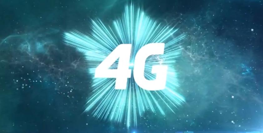 Technologie 4G Mobile