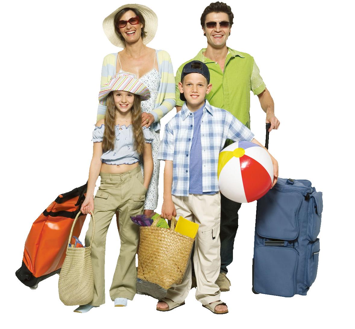 Voyage en famille, une destination pour tout le monde