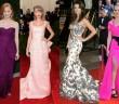 les stars avec les belles robes Oscar de la Renta