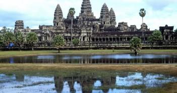 Séjour au Cambodge