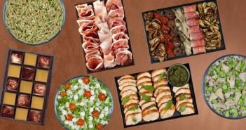 buffet repas